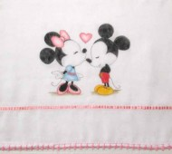 pintura mickey e minnie